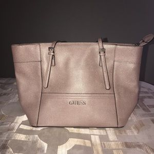 Guess Blush Pink Handbag